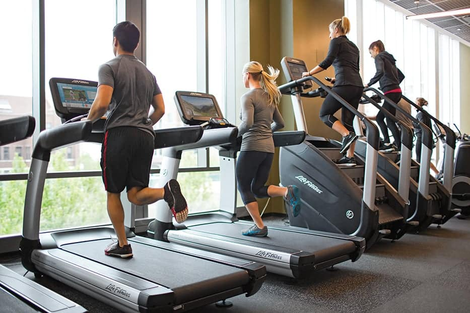 Workout at Home vs Gym - Treadmills