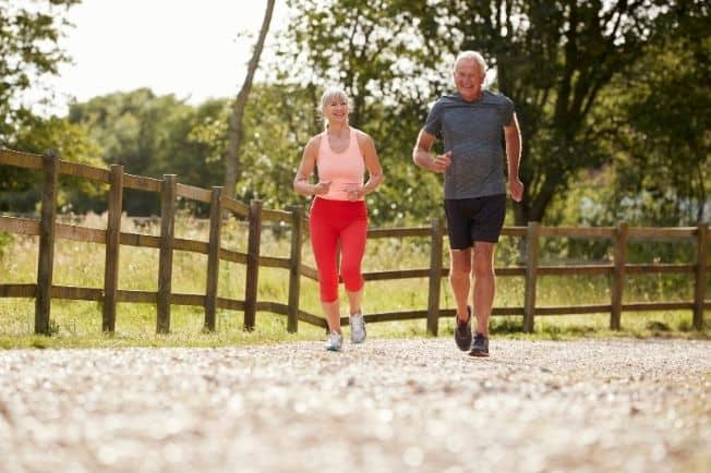 Getting Fit After 70