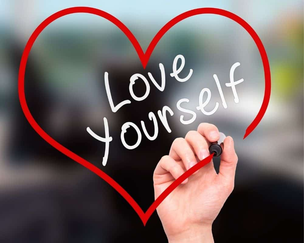 Love Yourself above all else
