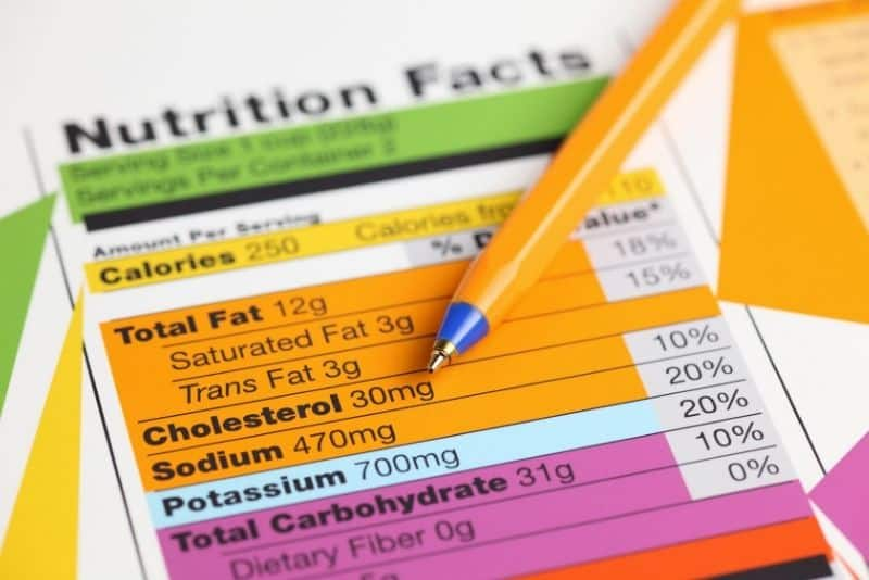 What do calories measure?